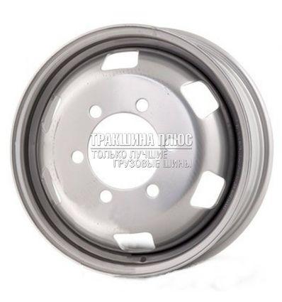 Диск колесный 16H2х5,5J ГАЗ 3302 (круглые отв.) (ДК)